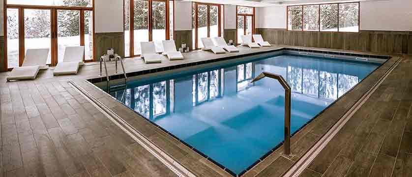 Hotel Pic blanc - indoor pool